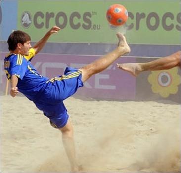 Украина сыграет с Голландией в плей-офф ЧМ-2011