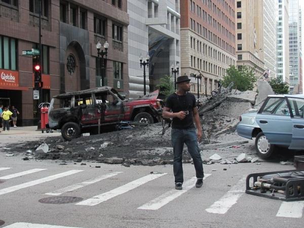 Жесть в Чикаго (54 фото)