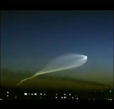 Ученый раскрыл тайну НЛО над Китаем