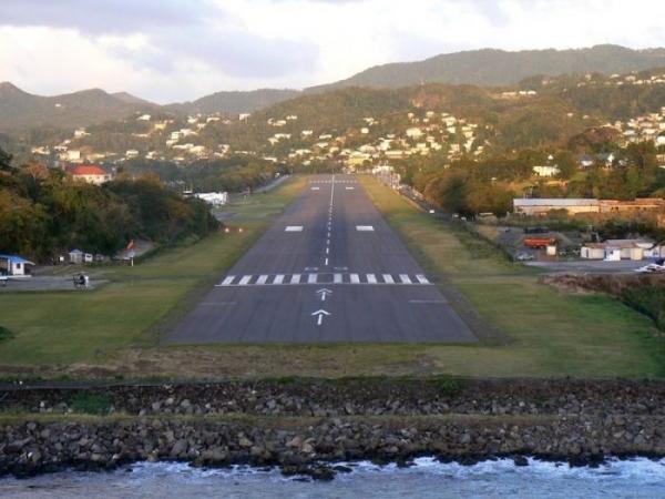Взлетно-посадочные полосы (52 фото)