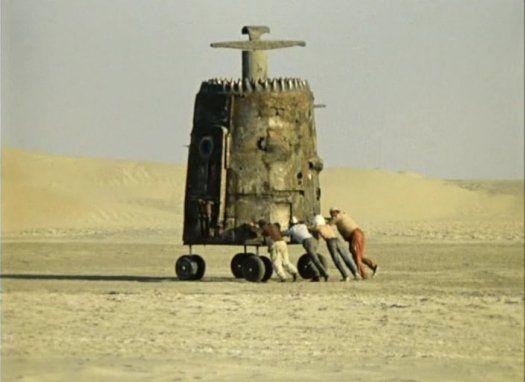 Необычные средства передвижения (60 фото)