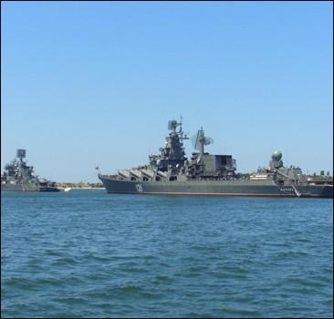 ЧФ РФ отбил танкер у пиратов