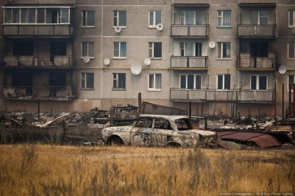 Россия полыхает (79 фото)