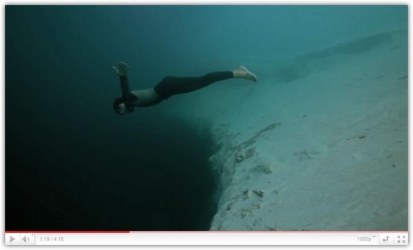 Нырнул в пропасть без акваланга