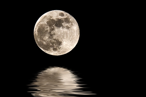 Ученые заметили, что Луна уменьшается