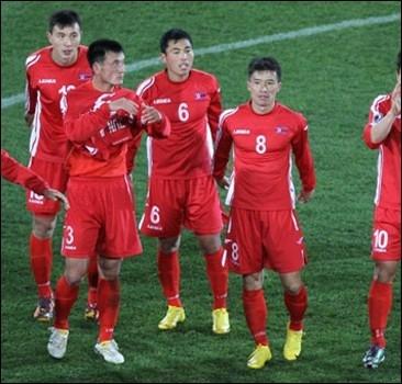 ФИФА не нашла репрессий в сборной КНДР после провала в ЮАР