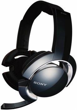 Sony DR-GA500 и DR-GA200 - игровые наушники с технологией объемного звучания Sony