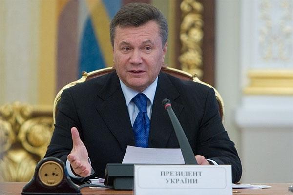 Янукович в Германии поговорит о преступности и визах