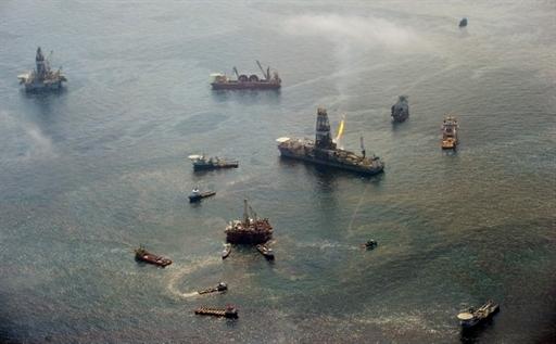 BP выяснила причину аварии в Мексиканском заливе