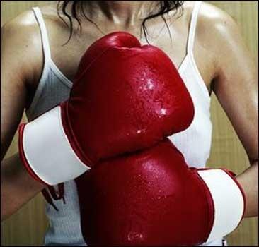 Украинка завоевала серебро на чемпионате мира по боксу