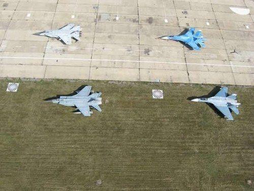 Надувная военная техника России (6 фото)