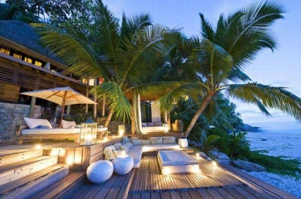 Роскошный частный остров на Сейшелах (48 фото)
