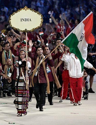 В индийской столице начались Игры Содружества (19 фото)