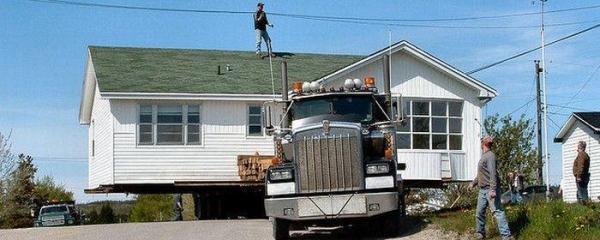 Задумали переезжать? Заберите свой дом с собой! (26 фото)