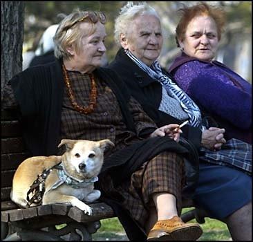 Поднятие пенсионного возраста - тупое ситуативное решение