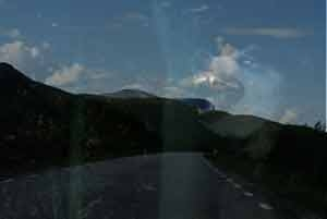Автокатастрофы и духи зла