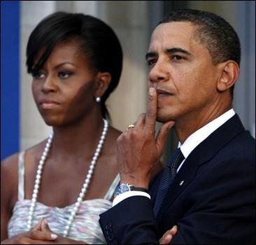 Мишель и Барак Обама на грани развода?