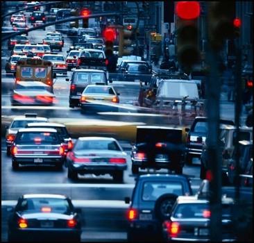 Киев приближается к транспортному коллапсу