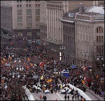 """""""Путинизация"""" Украины чревата hard-версией Майдана"""