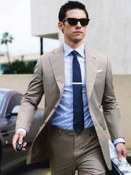 Как правильно подобрать и носить галстук