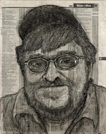 Портретные работы Алекса Кверела