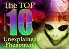 Топ-10 самых необъяснимых феноменов