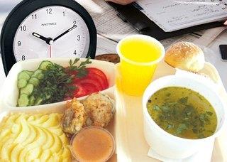 Чем обедать в офисе?
