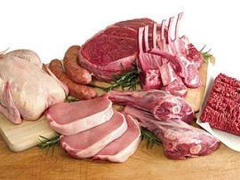 Анекдоты про мясо