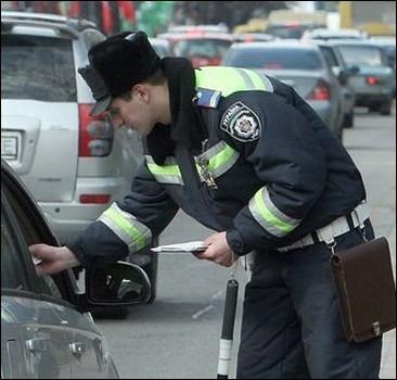 Новинки от ГАИ: водителей берут под лазерный обстрел
