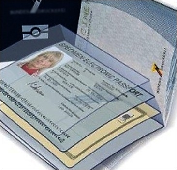 Украина готова перейти на биометрические паспорта