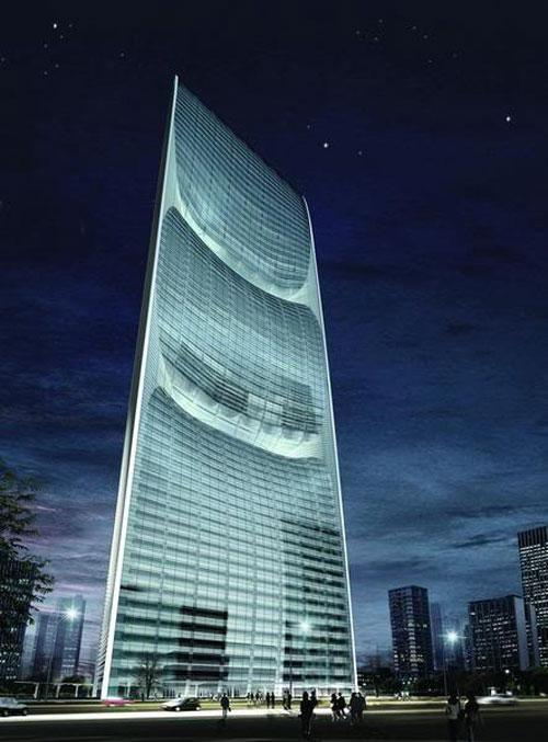 Более 25 сверхвысоких архитектурных проектов, готовящихся к возведению в Китае