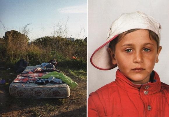 Проект Джеймса Моллисона «Где спят дети».