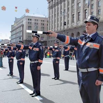 Господа полицейские в Грузии