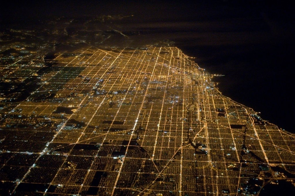 Чикаго – третий по размерам город США с населением более 3-х миллионов