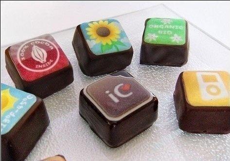 iChocolates – коробка конфет