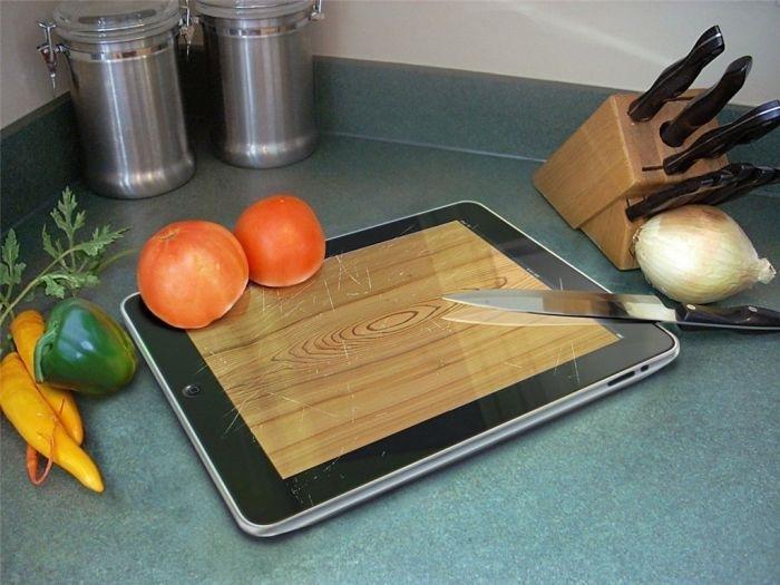 Скрытые функции iPad