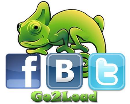 Go2Load.com в социальных сетях