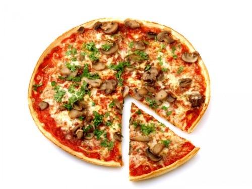 2 500 000 000 пицц производится в Италии ежегодно