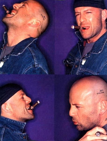 11 фактов о Брюсе Уиллисе (Bruce Willis)