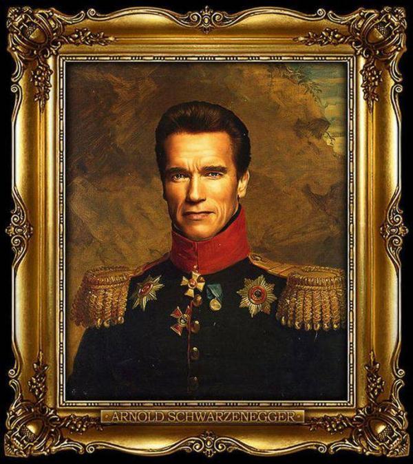 Его военная морская служба началась в период войны с францией.