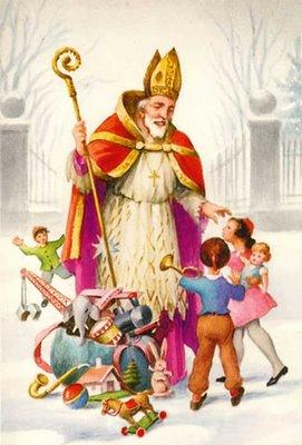 19 декабря - День святителя Николая Чудотворца!
