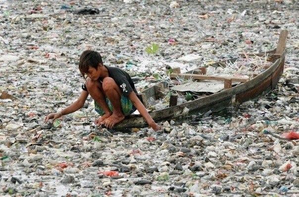 Река Цитарум – самая грязная река в мире.