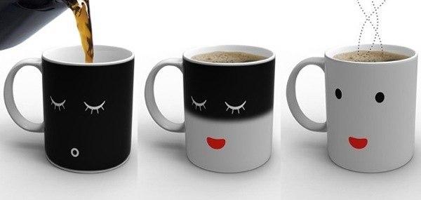Чашка для горячих напитков