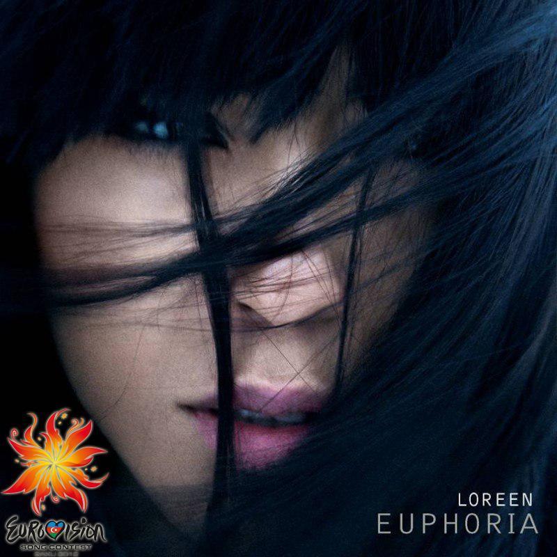 """Евровидение-2012. Loreen - """"Euphoria"""""""