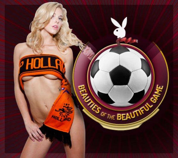 """Playboy """"подарував"""" учасникам Євро-2012 голих дівчат"""