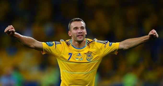 Шева провів останній матч за збірну України