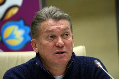 Блохин и его штаб подытожили выступление на Евро-2012