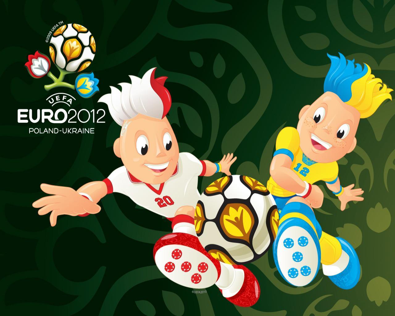 Euro 2012: заставка на рабочий стол