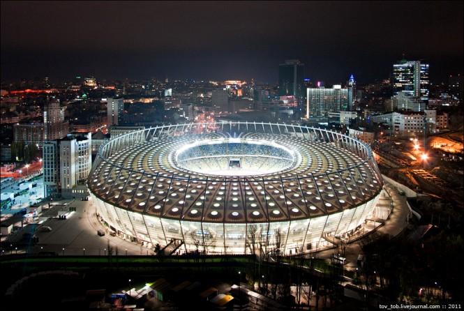 На 12-минутном закрытии Евро-2012 споет Осеаnа