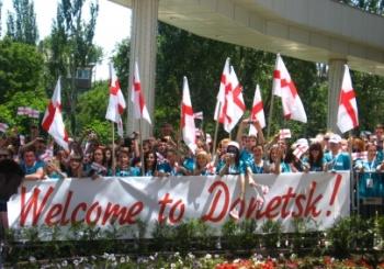 Euro 2012: Донецк (говорят цифры)